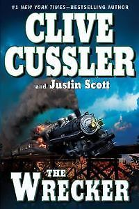 The Wrecker by Clive Cussler, Justin Scott, Hardcover - New