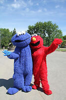 Invite Elmo and Cookie Monster to your child's Birthday Party!