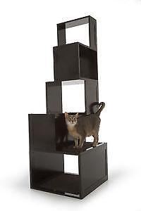 Modern Cat House cat tree | ebay