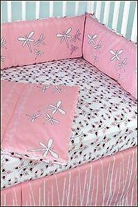 Dragonfly Baby Bedding Ebay