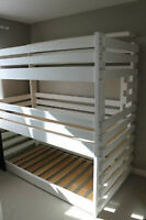 Triple Bunk Bed - Great Condition