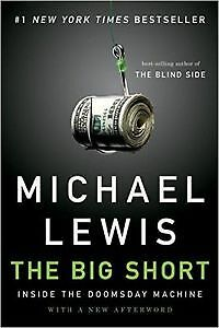 THE BIG SHORT - BY MICHAEL LEWIS (PAPERBACK)