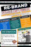 Employment Program: Get paid to find a job (Central Alberta)