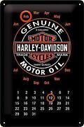 Harley Davidson Kalender