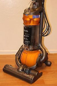 Dyson - Ball Multi Floor Bagless Upright Vacuum - Iron/Yellow Gatineau Ottawa / Gatineau Area image 1