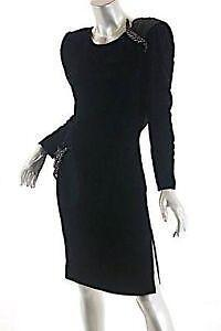Valentino Woman Gathered Silk-lace Mini Dress Black Size 42 Valentino uo8DgnL6