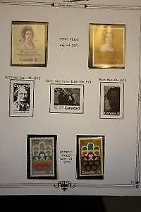 Parliament Postage Stamp Collection