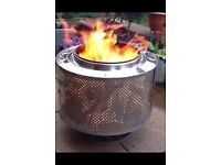 FIRE PIT /WOOD BURNER / BARBECUE/PLANTER .free delivery within 10 miles of Burnley
