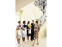 HOUSEHOLD STAFF FOR VILLAS & MANSIONS ALL AROUND SPAIN