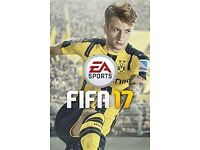 Fifa 17 for PS4 brand new and sealed £35