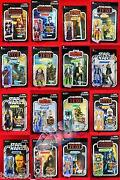Star Wars Vintage Sammlung
