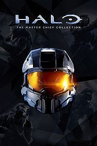 Halo Master Chief Collection digital download card.