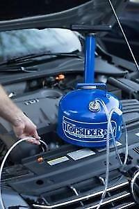 OIL EXTRACTOR FOR CAR, BOAT, MOTORCYCLE.  SAVE MONEY AND TIME!