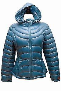 NWT Andrew Marc Womens Packable Down Jacket size small