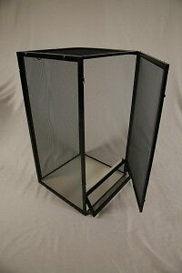 Wire Mesh Caging (Great for Reptiles)