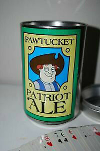 Family Guy Playing Cards Poker Card Game - Pawtucket Patriot Ale