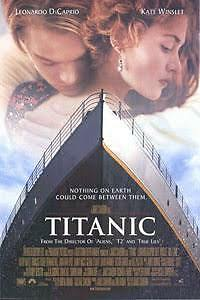 I'm looking for the movie Titanic