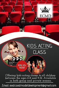 CHILD ACTING CLASSES St. John's Newfoundland image 1