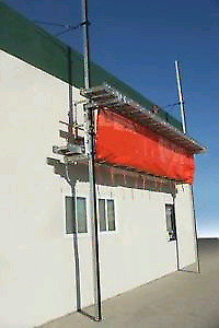 Sky hi pump jack systems and scaffolding