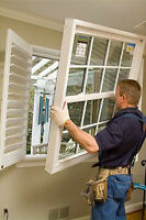 Window & Door Installers Needed