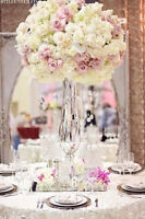 "40"" tall vase floor vase wedding centrepiece $45 each"