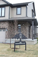 Close to UWO New Townhouse One Bedroom for Female Student