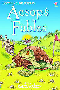 Aesop's Fables (Usborne Young Reading Series 2), Carol Watson