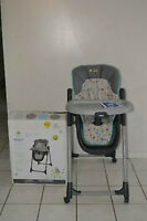 "Graco Disney Baby Meal Time Highchair ""Pooh Collection"", NEW"