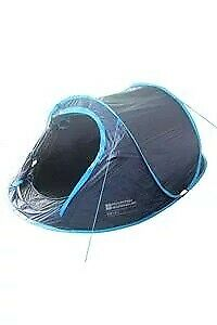MINT USED ONCE Mountain Warehouse Pop-up tent Retail $149.99