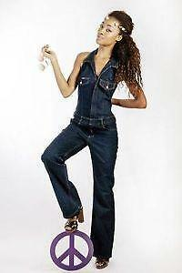 57fb946abaa Vintage Denim Jumpsuits