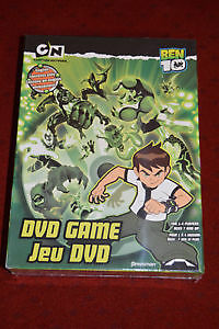 Ben 10 DVD Game *** HOURS OF FUN! ***