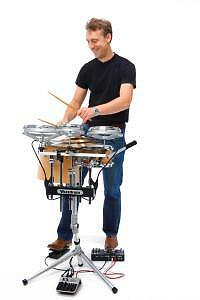 WIZZDRUM The compact portable drum kits for homes and gigs.yyy