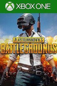 PUBG PlayerUnknowns Battlegrounds Xbox One