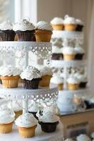Cupcake Stands * Calgary Wedding And Party Rentals