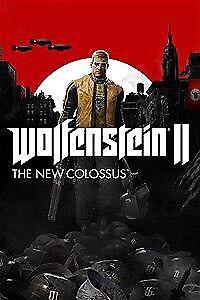 Trade for wolfenstien 2