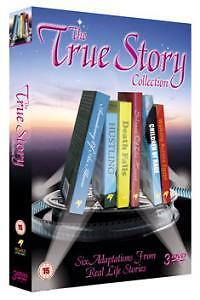 DVD:THE TRUE STORY COLLECTION - NEW Region 2 UK