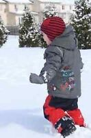 Souris Mini Boy Snowsuit 2T