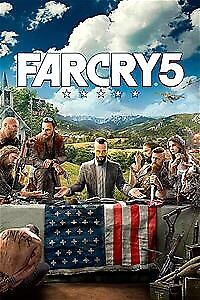 Wanted Farcry 5 - Yorkton