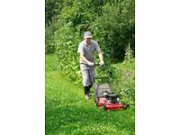 GRASS CUTTING / LAWN MOWING SERVICE FOR POOLE & BOURNEMOUTH