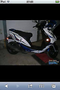 Scooter SYM JET EURO