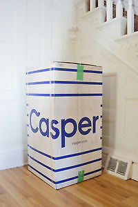 BNIB casper mattress (QUEEN SIZE)