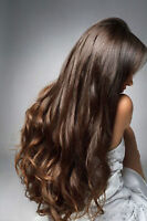 Hair Extension Expert Available