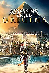 Ps4 Assasin creed Origins for sale $40