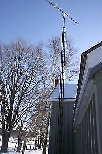 Antenna Tower Install or Removal