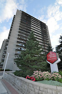 Deluxe Penthouse 2BDR Apartment in Vanier - $1,900/month