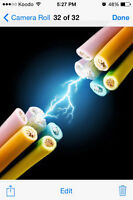 LICENSED ELECTRICIAN FREE ESTIMATE NOW!