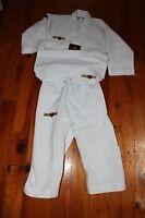 Habit Taekwondo pour enfant 0000 (4-5-6 ans)