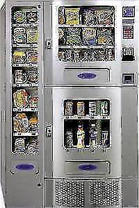 Vending Machine Business Route for Sale