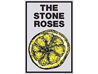 2 x stone roses tickets this Saturday