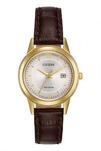 CITIZEN LADIES' STRAP FE1082-05A